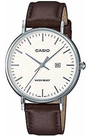 Casio Womens Analogue Classic Quartz Watch with Leather Strap LTH-1060L-7AER