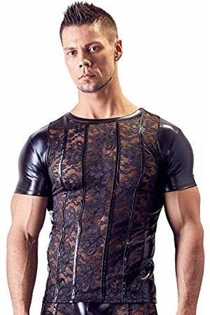 Svenjoyment Underwear Men's 21610361711 SVENJOYMENT Floral Lace Shirt with Wetlook -Medium