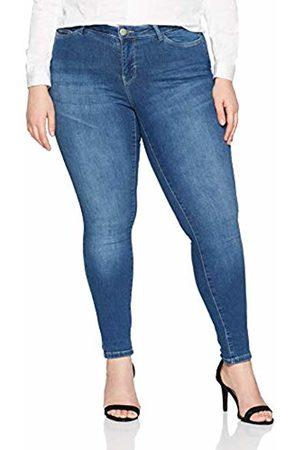 JUNAROSE Women's Jrfive Shape Nw Med Jeans-K Noos Slim Medium Denim