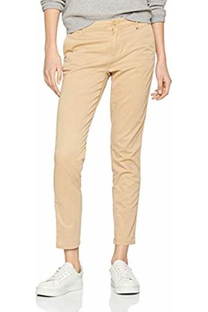 Tommy Hilfiger Women's Essential Mid Rise Chino Trouser