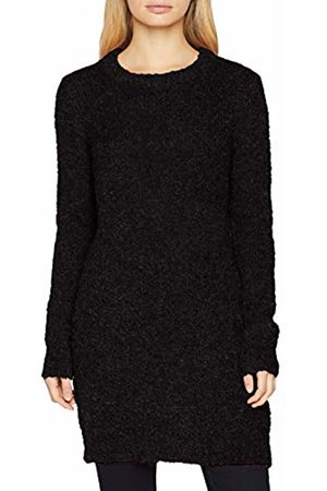 Pieces Women's Pcfortuna Ls Wool Long Knit Jumper