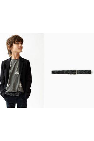 Zara Kids Belts - Braided stretch belt