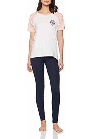 Tommy Hilfiger Women's Set Ss Legging Pyjama