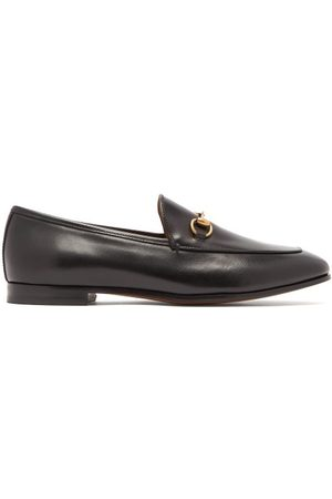 Gucci Women Brogues & Loafers - Jordaan Leather Loafers - Womens