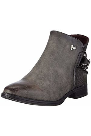 Bruno Banani Women's Booty Cold Lined Classic Boots Short Length Gray Size: 5