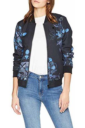 G-Star Women Bomber Jackets - Women's Deline Slim Bomber Jacket, (Sartho Mazarine AO 7181)