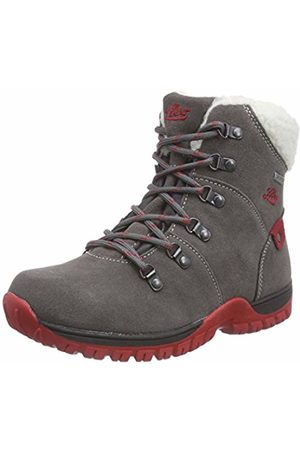 624230a4c1 LICO Girls' Melissa Warm Lined Snow Boots Short Length Size: 2.5 UK