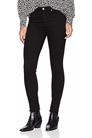 BOSS Women's J11 Murietta Straight Jeans, (Dark 023)