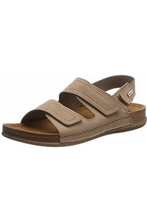 Fischer Men's Bodo Closed Toe Sandals