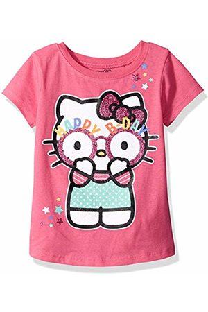 Toddler Happy Birthday T Shirt Hello Kitty Girls Little