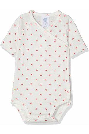 Sanetta Baby Girls' Wrapover Body 1/2 Allover Shaping Bodysuit