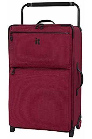 IT Luggage World's Lightest Urbane 2 Wheel Super Lightweight Suitcase, 75 cm