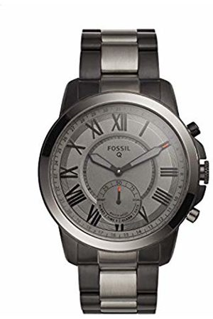 Fossil FTW1139P Q Men's Grant Stainless Steel Hybrid Smartwatch