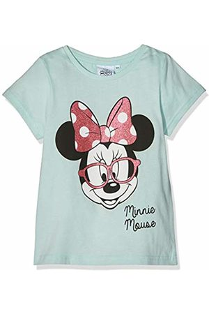 Disney Minnie Mouse Girl's Pink Specs T-Shirt