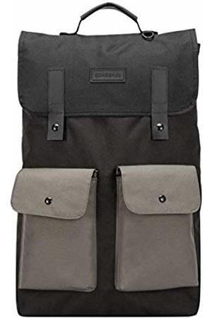 Consigned Unisex-Adult Twin Front Pocketed Backpack Backpack