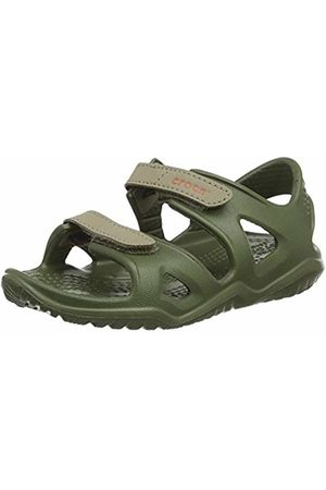 7f20e2873 Crocs Unisex Kids  Swiftwater River Sandal Kids Open Toe Sandals