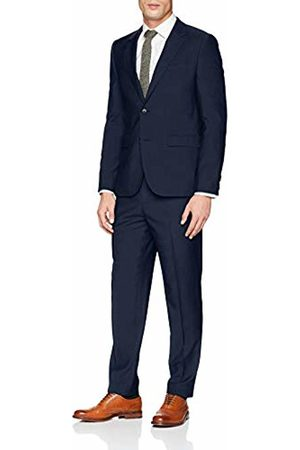 HUGO BOSS Men's Astian/hets184 Suit, (Medium 420)