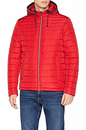 Tommy Hilfiger Men's Lathan Detachable Hooded Jacket (Haute 611)