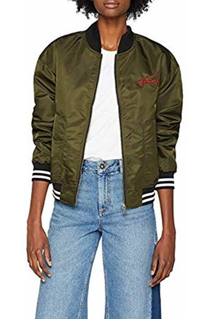 Tommy Hilfiger Women's Tommy Signature Bomber Jacket