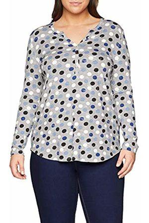 Samoon Women's 272404-29165 Long Sleeve Top
