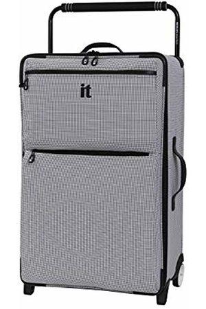 IT Luggage World's Lightest Urbane 2 Wheel Super Lightweight Suitcase, 75 cm, 72 L