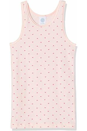 Sanetta Girl's Shirt W/o Sleeves Allover Vest