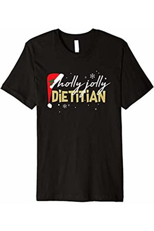 Triple G Mavs Holly Jolly Dietitian Shirt Cute Christmas Holiday Gift