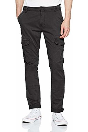Mavi Men's YVES Cargo Skinny Jeans, ( Washed Twill 24142)