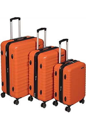 AmazonBasics Hardside Luggage Spinner - 3 Piece Set (55 cm, 68 cm