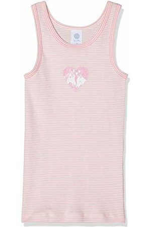 Sanetta Girl's Shirt W/o Sleeves Stripe Vest