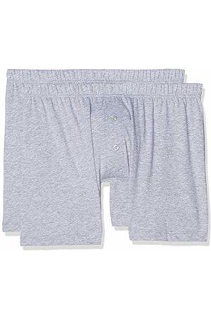 LVB Men's 100% Cotton Bipack Lp Trunks