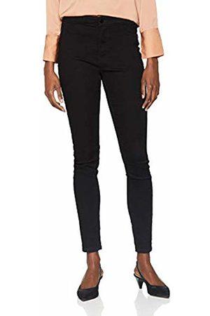 JDY Women's ella Jegging Hw DNM Noos Skinny Jeans, Denim