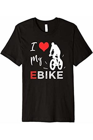 Electric Flyers From home Cool Electric Bike Shirts For Training Athletes Exercise Fun