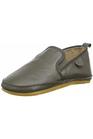 Möve Boys' Lauflernschuhe Slipper Slip On Trainers, (Falcon 479)