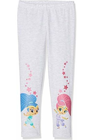Shimmer & Shine Girl's Two genies in a Bottle Up in The Starry sk Leggings