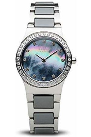 Bering Womens Analogue Quartz Watch with Stainless Steel Strap 32426-789
