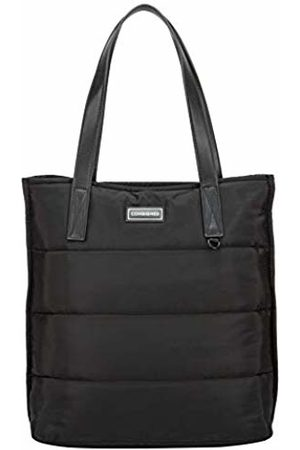 Consigned Unisex-Adult Garner Line Quilt Tote Bag Top-Handle Bag
