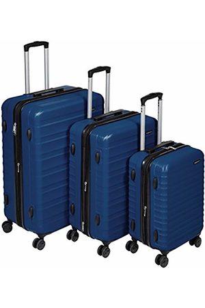 AmazonBasics Hardside Luggage Spinner - 3 Piece Set (55 cm, 68 cm
