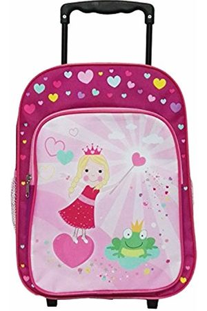 Idena Children's Luggage (Pink) - 22047