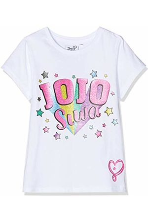 Jojo Siwa Girl's Peace Love and Bling T-Shirt