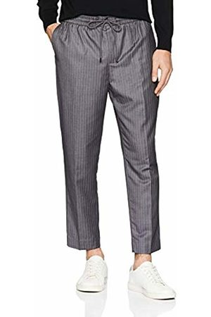 New Look Men's Pin Stripe Pull On 5945142 Trousers