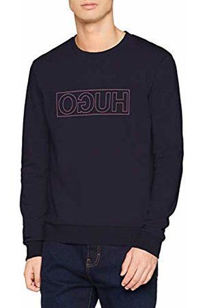 HUGO BOSS Men's Dicago-u5 Sweatshirt, (Dark 405)