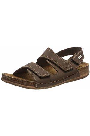 Fischer Men's Bodo Closed Toe Sandals