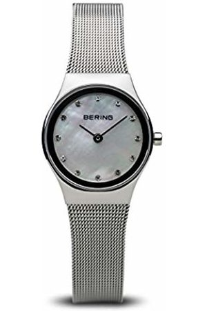 9dfcf49554c Bering Womens Analogue Quartz Watch with Stainless Steel Strap 12924-000 .