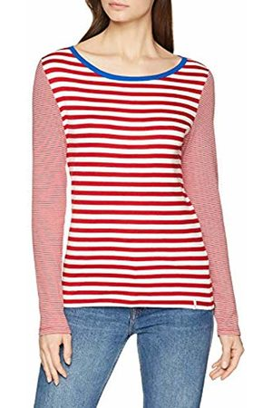 Esprit Women's 128ee1k009 Long Sleeve Top