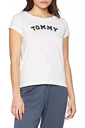 Tommy Hilfiger Women's Cn Tee Ss Logo Pyjama Top