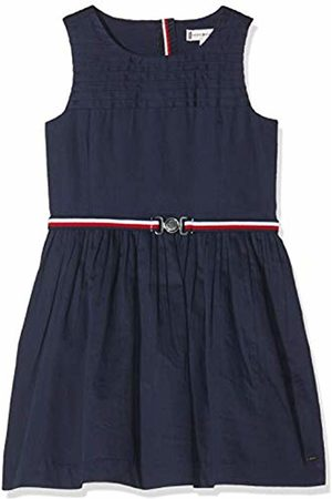Tommy Hilfiger Girl's Signature Pleats Dress Slvls