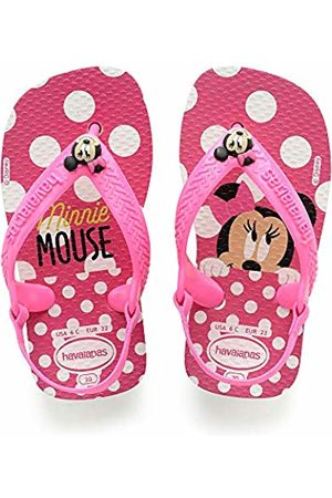 48188ff9558e Havaianas Unisex s Baby Disney Classics II Flip Flops .