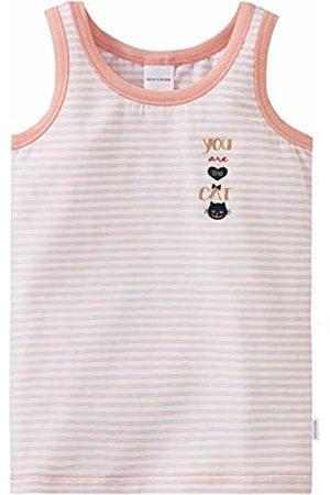 Schiesser Girl's Cat Zoe Hemd 0/0 Vest