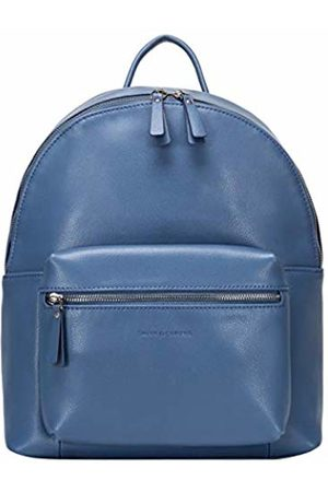 Smith & Canova Mens Leather Backpack Backpack
